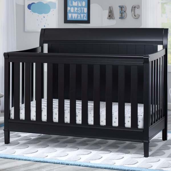New Haven 4 In 1 Convertible Crib By Delta Children.