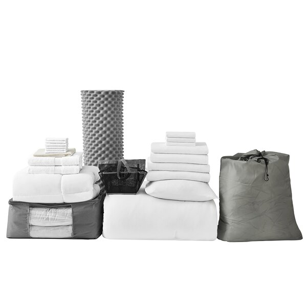 Cullompt College Dorm Comforter Set
