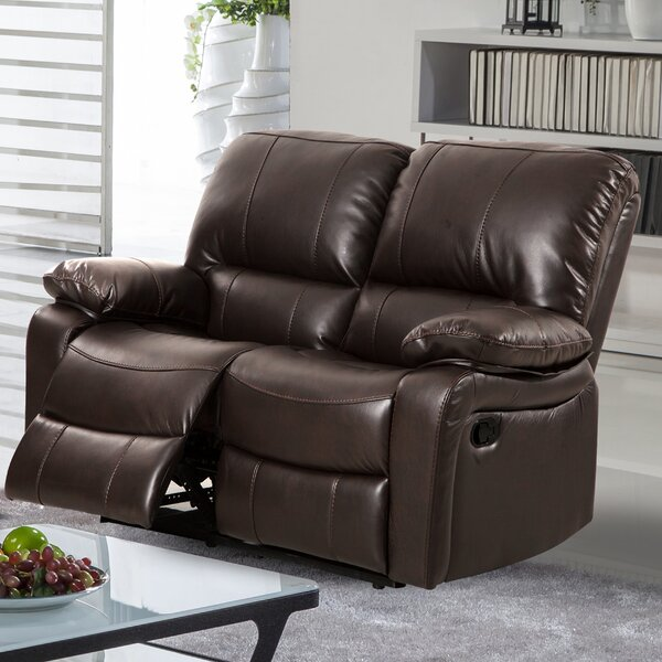 Barkley Reclining Loveseat by Winston Porter