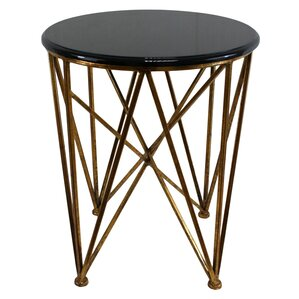 Puzzle End Table by Selectives