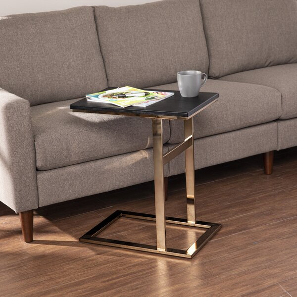 Rindland End Table By Everly Quinn