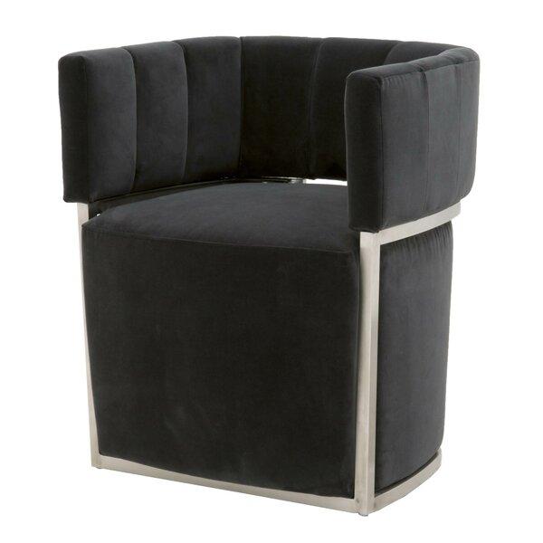 Stonecrest Barrel Chair by Everly Quinn