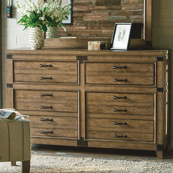 Brigadoon 6 Drawer Double Dresser by Loon Peak