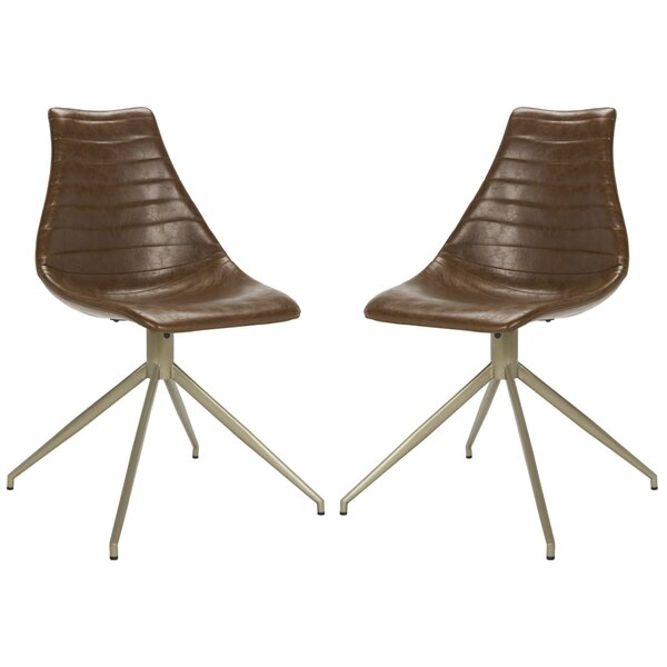 Sébastien Upholstered Dining Chair (Set of 2) by 17 Stories