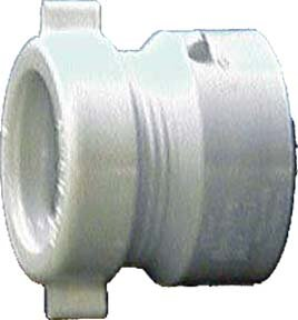 40 PVC-DWV Trap Adapter by GenovaProducts