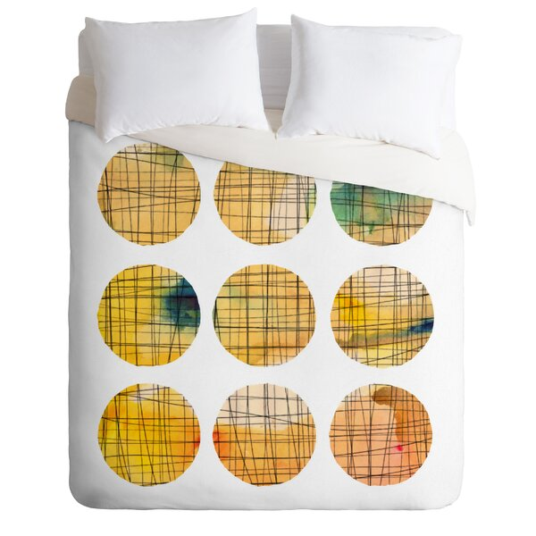 Squared Circle Duvet Cover Collection