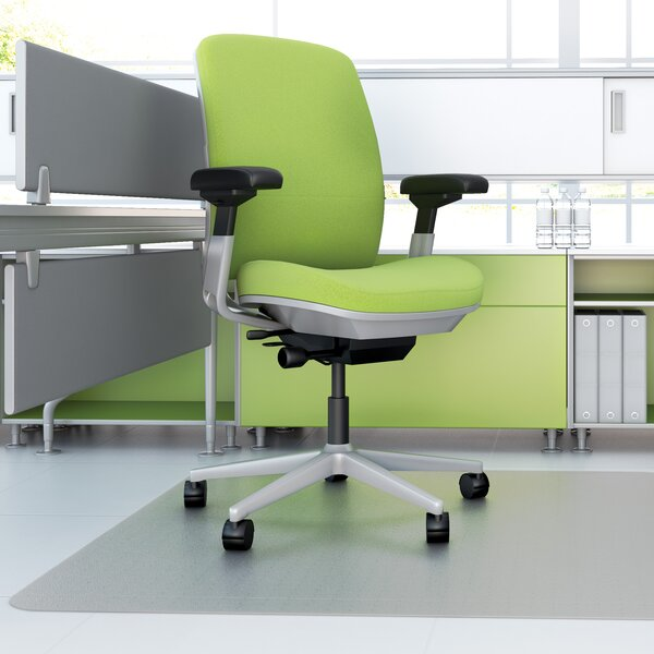 EnvironMat™ Hard Floor Beveled Edge Chair Mat by Deflect-O