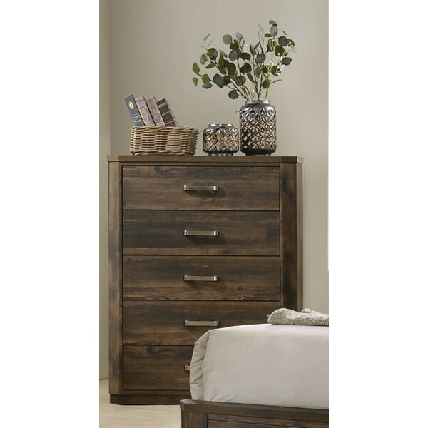 Appling 5 Drawer Standard Chest By Brayden Studio by Brayden Studio Reviews