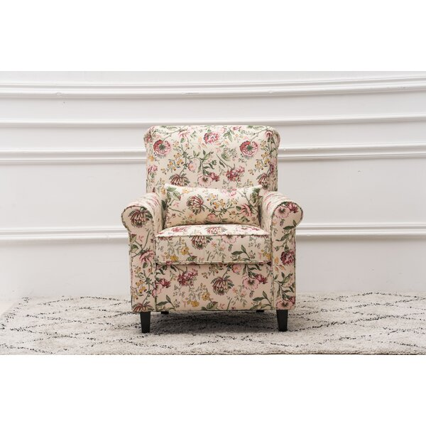 SaintCroix Armchair by Winston Porter Winston Porter