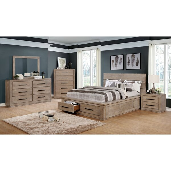 Mcmillen Platform Configurable Bedroom Set by Gracie Oaks
