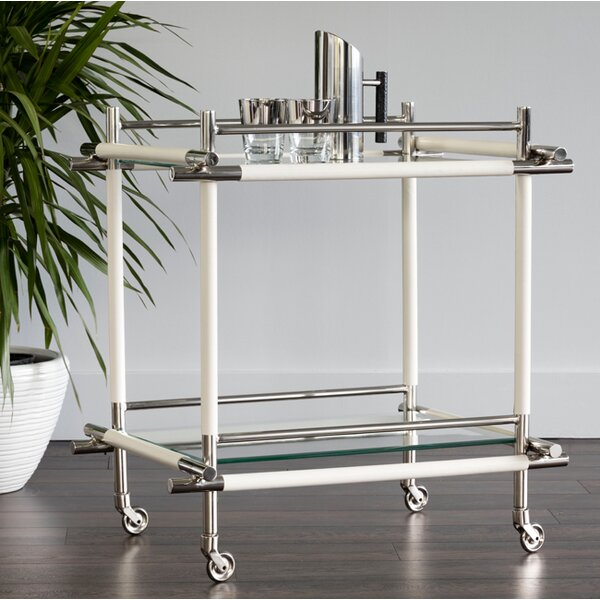 Moncasa Bar Cart by Sunpan Modern