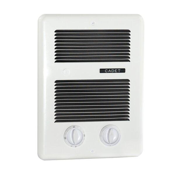 Com-Pak Bath 1,000-Watt 120/240-Volt Electric Fan Wall Heater by Cadet