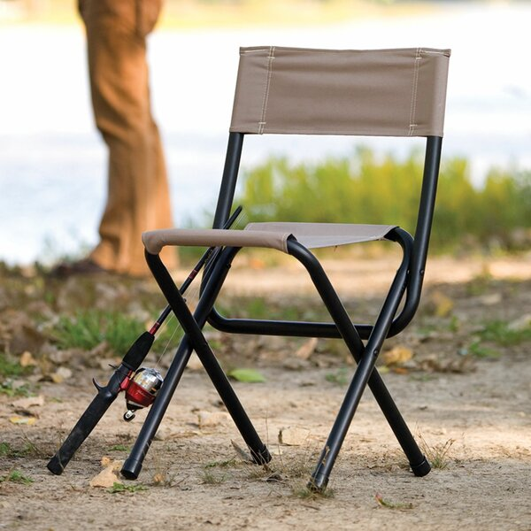 Woodsman Folding Camping Chair by Coleman