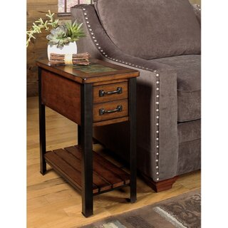 3013 End Table With Storage by Wildon Home๏ฟฝ SKU:CC988019 Information