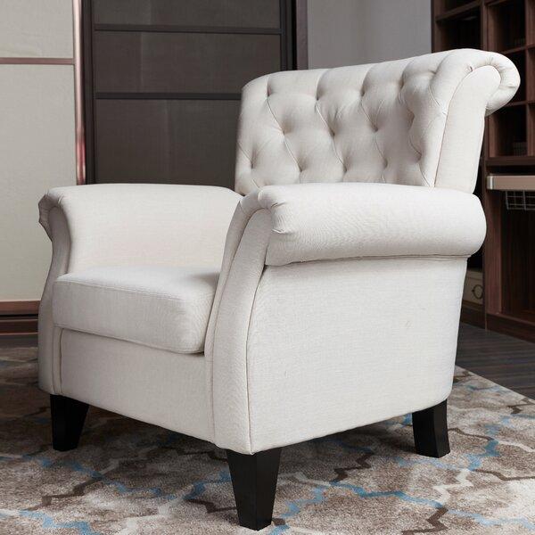 Adalyn Wingback Chair by Alcott Hill