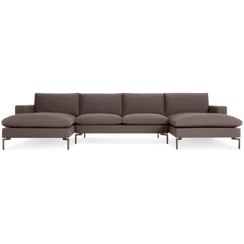 The New Standard Sectional Collection Amp Reviews Perigold