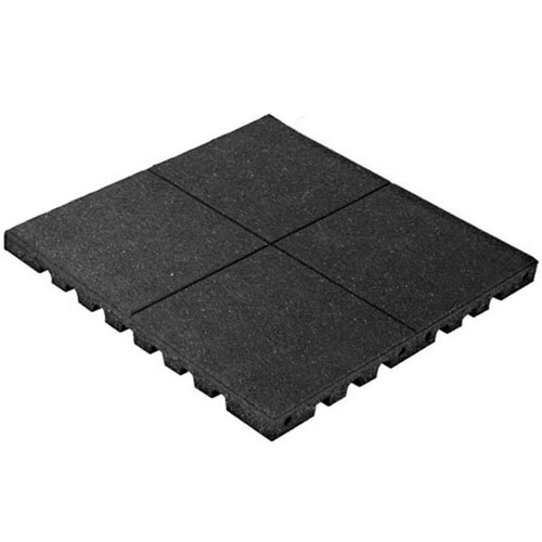 PlayFall Rubber Mat by Kidwise