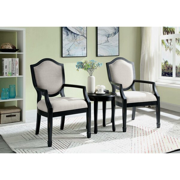 Gonzalas 3 Piece Armchair Set by Darby Home Co Darby Home Co