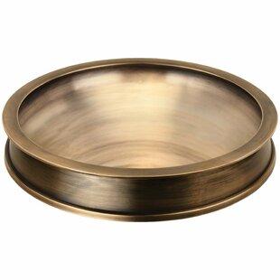 Order Metal Circular Drop-In Bathroom Sink By Linkasink