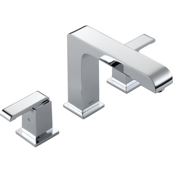 Urban - Arzo Double Handle Deck Mount Roman Tub Faucet by Delta