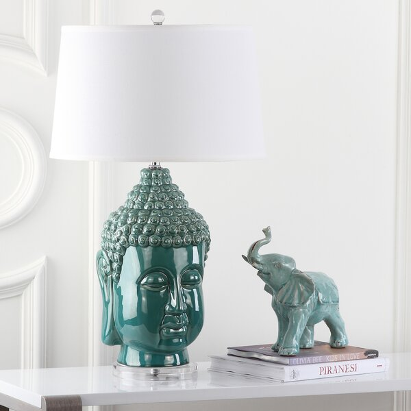 Serenity Buddha 31 Table Lamp (Set of 2) by Safavieh