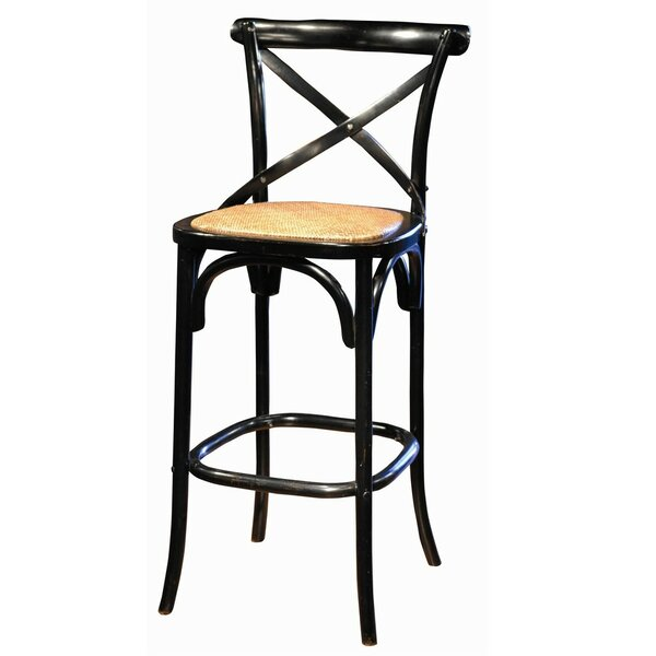 Bentwood 24 Bar Stool (Set of 2) by Furniture Classics