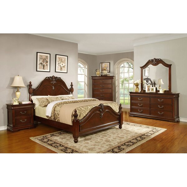 Panel Configurable Bedroom Set by Hazelwood Home