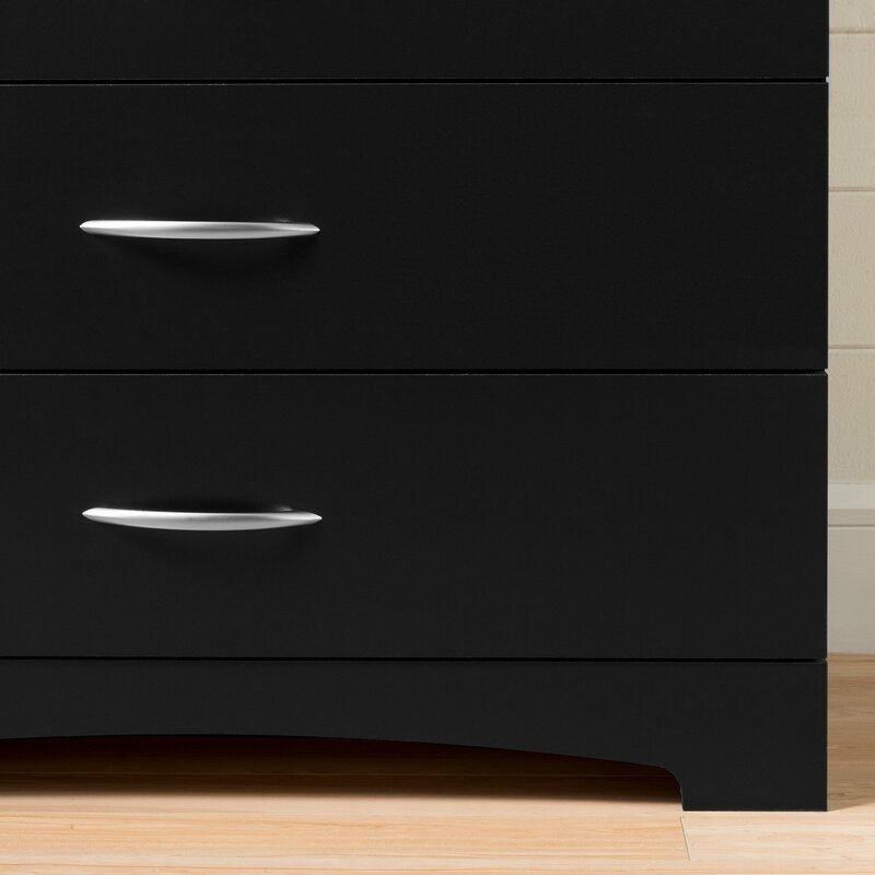 ca one shore amazon dp dresser south home chest step kitchen pure black drawer