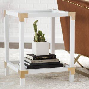 Ulla End Table by Willa Arlo Interiors