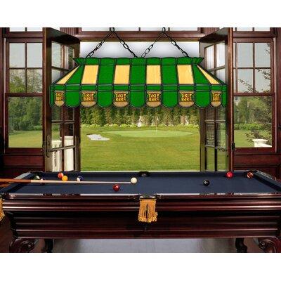 Hathaway games 3 shade billiard light reviews wayfair henryson 3 light pool table light greentooth Images