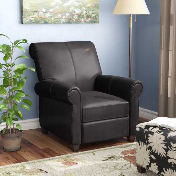 Seville Manual Recliner by Andover Mills