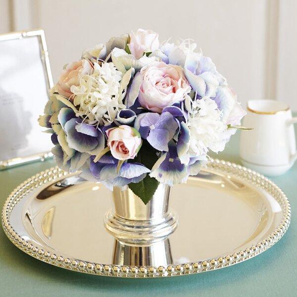 Hydrangeas Floral Arrangement by House of Hampton