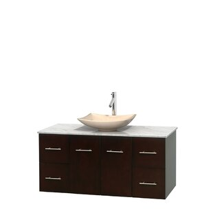 Buying Centra 48 Single Bathroom Vanity Set ByWyndham Collection