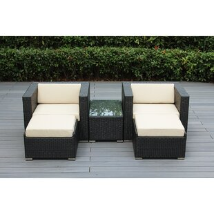 Baril 5 Piece Conservation Set with Cushions