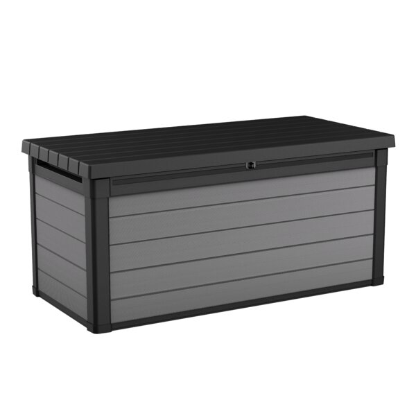 Premier 150 Gallon Resin Deck Box by Keter