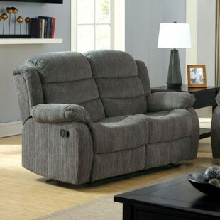 Gephart Transitional Reclining Loveseat