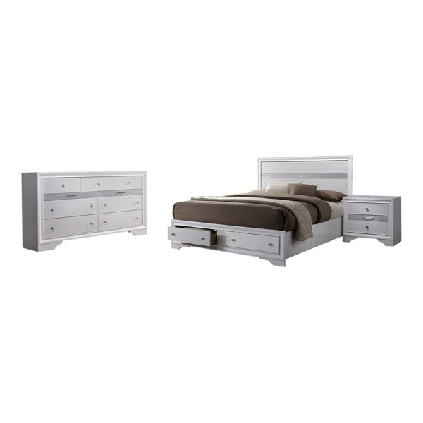 Embree Configurable Bedroom Set by Mercer41 Mercer41