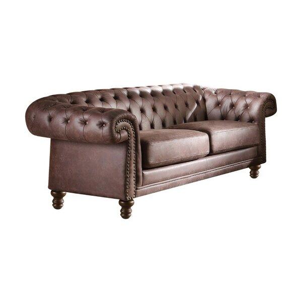 Fairmount Vintage Sofa by Rosdorf Park
