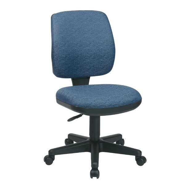 Work Smart Mid-Back Desk Chair by Office Star Products