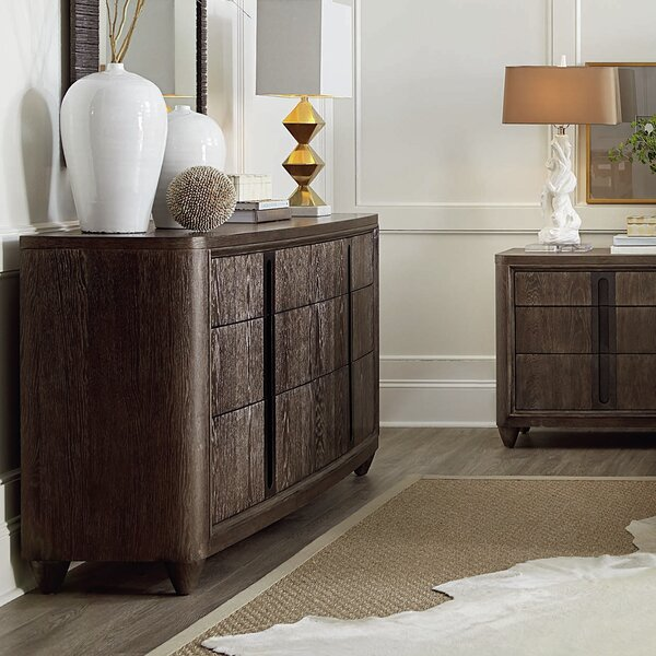 Hackney Drawer Dresser by Gracie Oaks