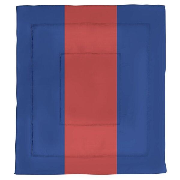Chicago Baseball Single Reversible Comforter