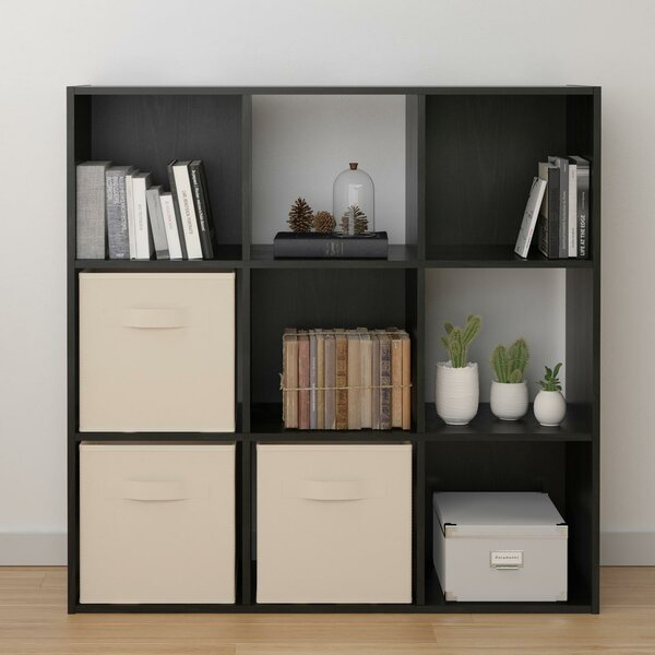 Laurel Cube Unit Bookcase by Ebern Designs