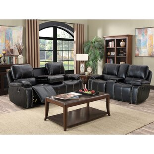 Lillith 2 Piece Reclining Living Room Set by Red Barrel Studio®