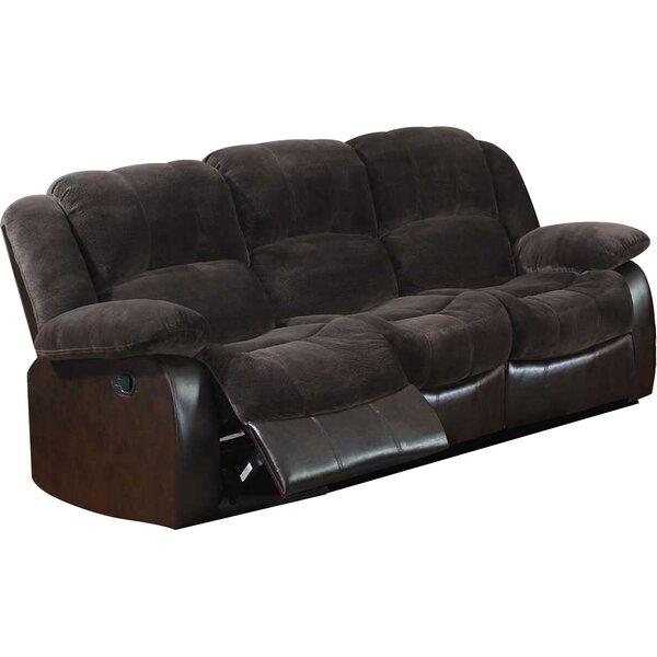 Perrysburg Reclining Sofa by Winston Porter