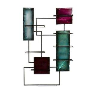 Sequeira 8 Bottle Wall Mounted Wine Rack  sc 1 st  AllModern & Modern u0026 Contemporary Champagne Bottle Wall Art | AllModern