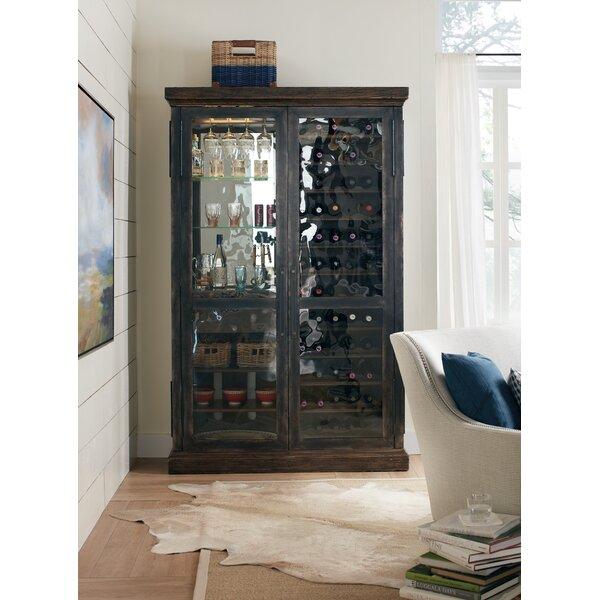Roslyn County Bar Cabinet by Hooker Furniture Hooker Furniture