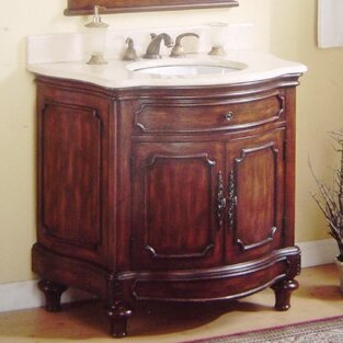 Greenwich 36 Single Bathroom Vanity Set