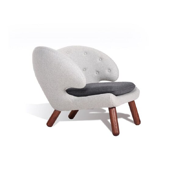 Burnette Lounge Chair by Brayden Studio