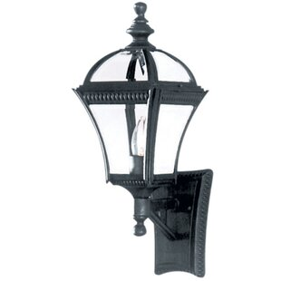 Affordable Price Camelot 1-Light Sconce By Three Posts
