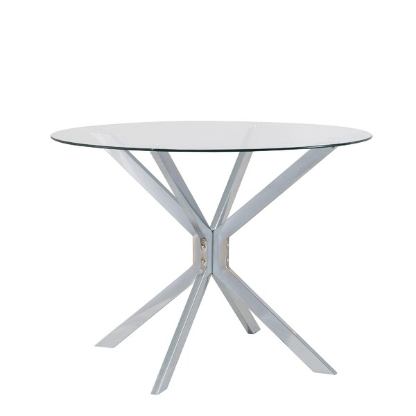 Alivia Dining Table by Orren Ellis